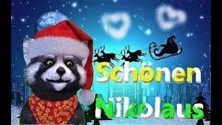 ➡️EIN SCHÖNEN NIKOLAUS🎅Mittwoch 💖6.Dezember  WEIHNACHTEN💖 BEAUTIFUL NICHOLAS 🎅FACERIG GERMAN⬅️