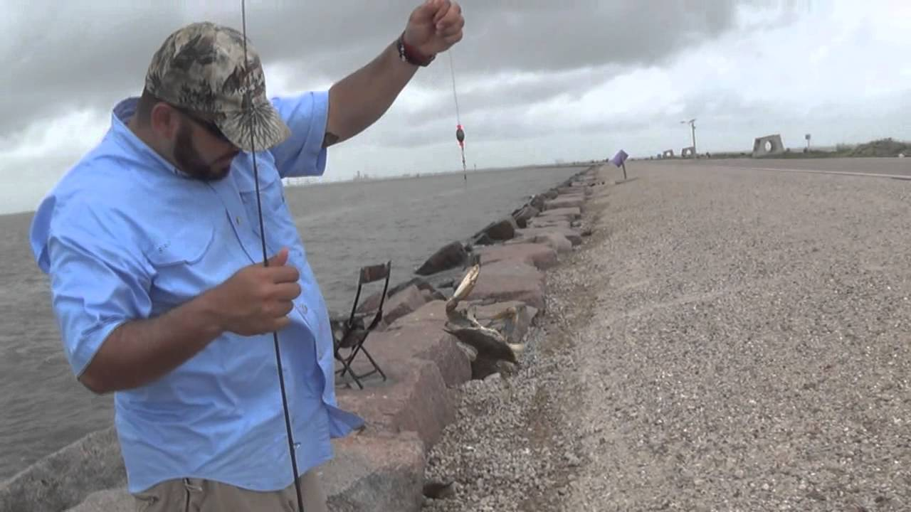fishing texas city dike youtube