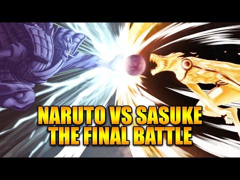 Naruto Shippuden Ultimate Ninja Storm 4 - Naruto vs Sasuke The Final Battle [EN] [Ending]
