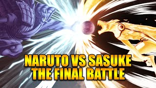 Naruto Shippuden Ultimate Ninja Storm 4 - Naruto vs Sasuke The Final Battle [EN] [Ending]