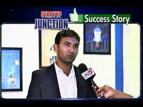 Makers Of Milkshakes Success Story Startup Junction Tv5 News