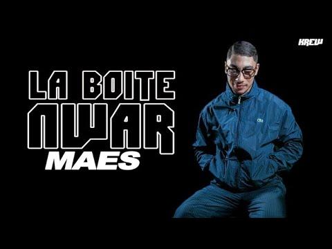 Youtube: Maes – La Boite Nwar:« Ninho c'est un sapologue, tu peux pas combattre avec les congolais!»