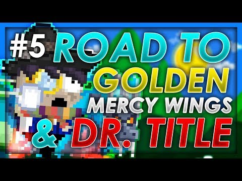 LUPUS THE HARDEST MALADY!!   ROAD TO GOLDEN MERCY WINGS & DR. TITLE #5   Growtopia