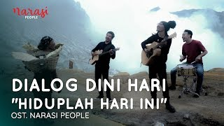 """Dialog Dini Hari performing """"Hiduplah Hari Ini"""" as the latest single from album Tentang Rumahku © 2014 Rain Dogs Records === Music Composed & Produced ..."""