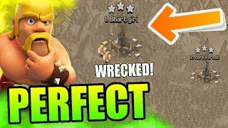 The Perfect Clan War S01E01   Anonymous Fire vs BDMASH   Clash of Clans 🔥