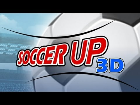 CGR Undertow - SOCCER UP 3D review for Nintendo 3DS
