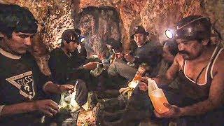 Bolivie : les mineurs du diable