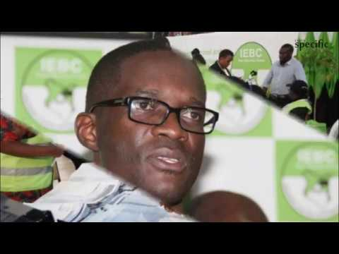 I will not return to 'noisy' IEBC, farming is more peaceful - Chiloba