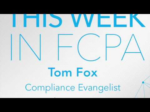 This Week in FCPA-Episode 18, the Olympics Edition
