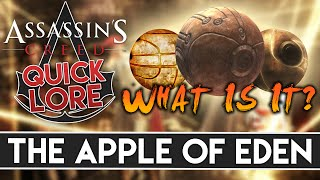 Gambar cover What Exactly is The Apple of Eden? | Assassin's Creed Quick Lore