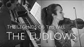 legends of the fall sheet music pdf