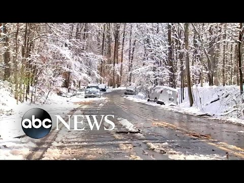Download Youtube: Weather threats on both sides of the country