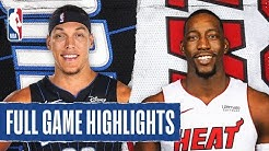 MAGIC at HEAT | FULL GAME HIGHLIGHTS | January 27, 2020