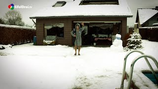 #EifelDreiTV #Leute Der #Iceman aus #Rohren!