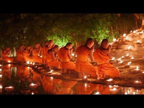 Bambusflötenmusik, Chakra-Heilung, keine Schleife, negative Energie reinigen, Meditation, Yoga