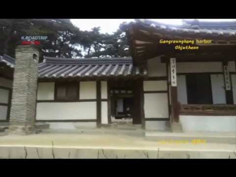 K-ROADTRIP KOREA culture Gangneung Ojukheon 강릉 오죽헌(all)