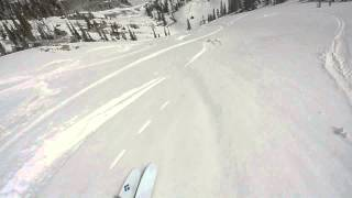 Backcountry Skiing — Colorado, 2015