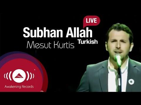 Mesut Kurtis - Subhan Allah | Live in Sarajevo