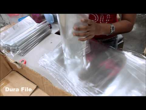 Durafile : PVC Product proses