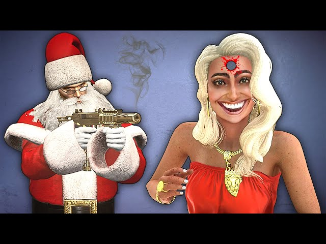 I'm Santa but Everyone's Been Very, Very Naughty - Hitman 3