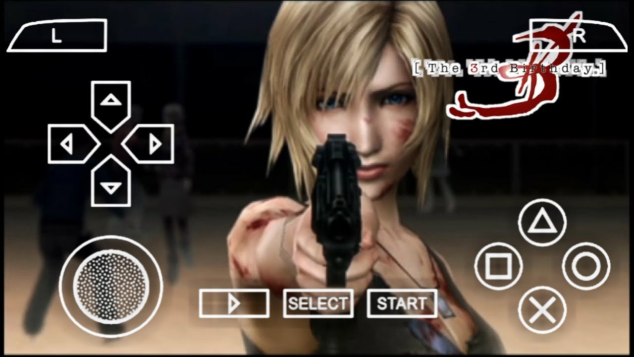 150mb The 3rd Birthday Psp Highly Compressed Games Download Psp