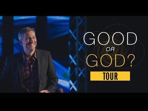 Good Or God By John Bevere