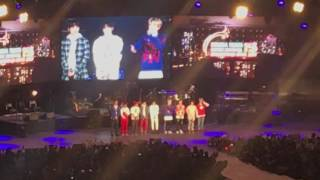 Video [FANCAM] 170429 NCT 127 INTRODUCING THEMSELVES in LA KOREA TIMES MUSIC FESTIVAL download MP3, 3GP, MP4, WEBM, AVI, FLV Agustus 2017