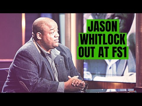 Jason Whitlock OUT At Fox Sports | Twitter Rejoices