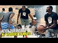 Kevin Durant 1v1 vs Warriors Teammate at Rico Hines Workout! Pushing Each Other To Get Better!!