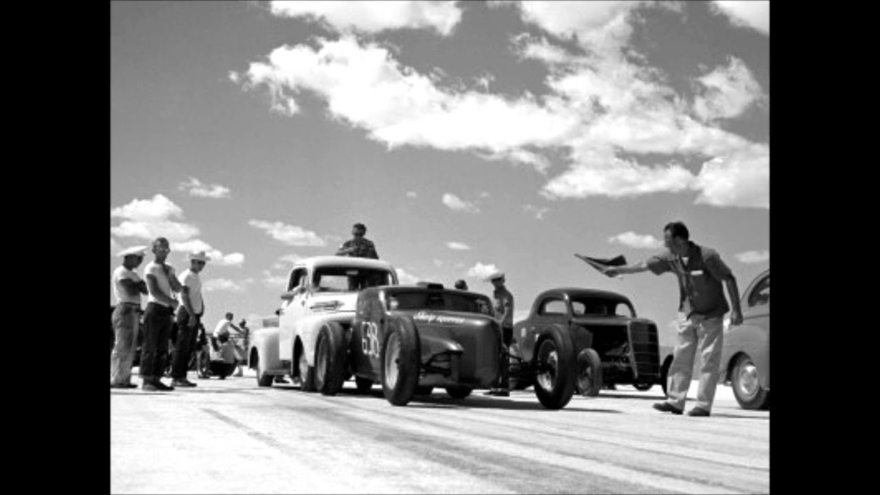 VINTAGE HOT ROD MUSIC - YouTube