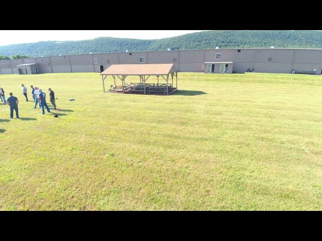 Hegins outdoor training2