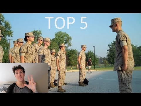 My Top 5 U.S. Marine Cadences (must listen)