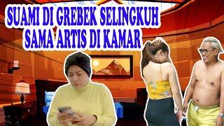 Istri Grebek Suami Selingkuh Sama Artis Wanita Di Kamar Apartment