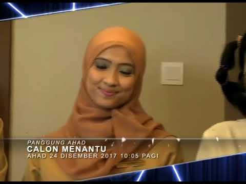 Promo Panggung Ahad - Calon Menantu (24 Dis 2017)
