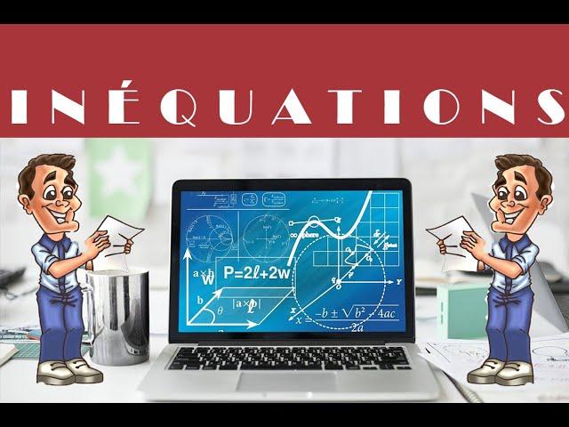 Inéquations et domaine de définition : exercices corrigés Maths 2de.