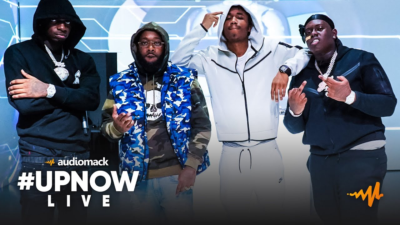 Download Sheff G, Sleepy Hallow, & Eli Fross Perform for The Winners Circle #UpNow
