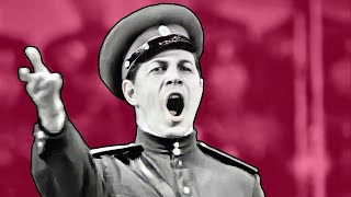 Leonid Kharitonov & The Red Army Choir - Song of the Volga Boatmen (Live)