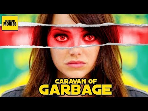 The Failed Zombieland Amazon Series - Caravan Of Garbage