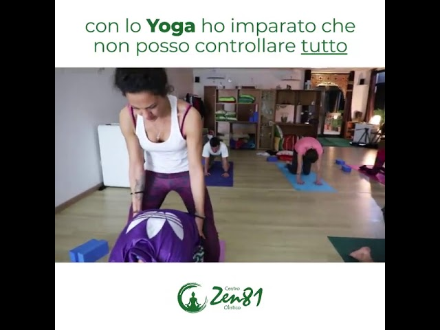 Yoga Flow , la riscoperta del respiro . Centro Olistico Zen81