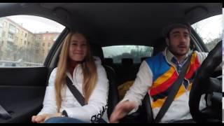 Афоня мастер вождения(главный урок  для водителя)