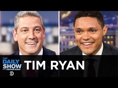 Tim Ryan - Running for President and Fighting for Forgotten Communities | The Daily Show