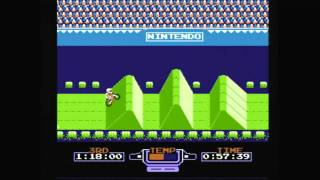 CGR Undertow - EXCITEBIKE for NES Video Game Review