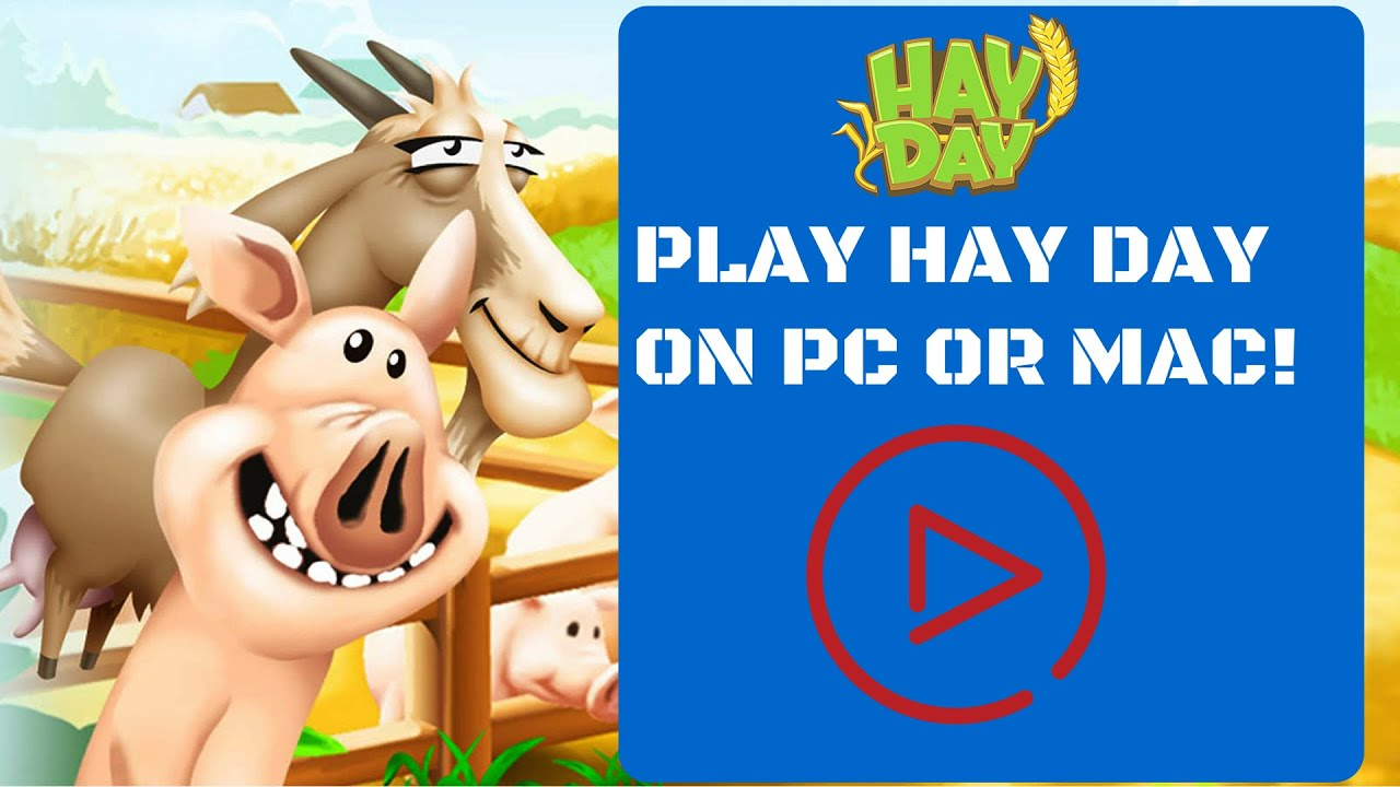 Hay Day Pc
