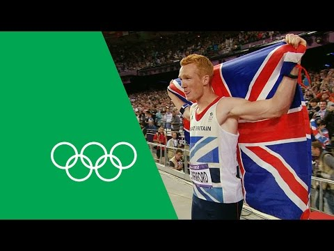 Greg Rutherford - His Moment Of Glory | Olympic Rewind
