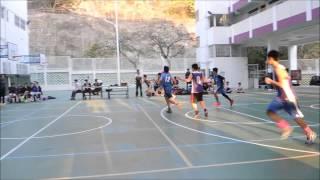 五旬節中學 vs 孔仙洲中學 (22.01.2015) 丙組