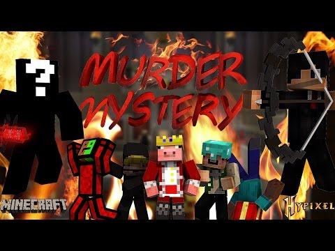 Minecraft Murder Mystery Animation [Hypixel]