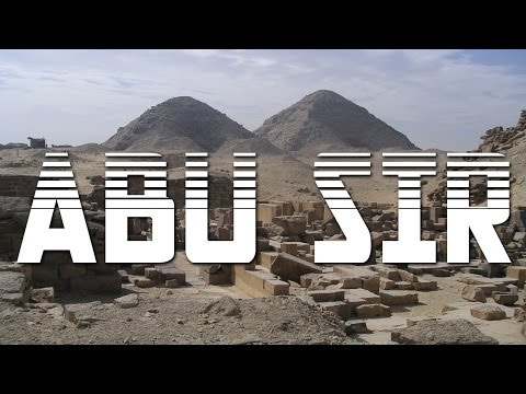 Abu Sir Temple EGYPT