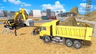Heavy Excavator Dump Truck 3D (by Whiplash Mediaworks) Android Gameplay [HD]