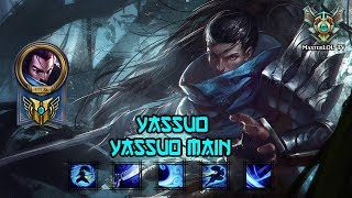 Yasuo Montage  - Best Yassuo Plays - Best Yasuo KR/NA  (League of Legends)