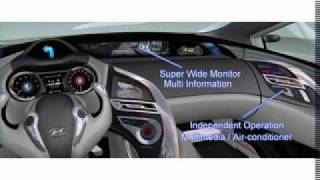 HYUNDAI i-Blue CONCEPT Videos
